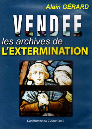 DVD - Vendée les archives de l'extermination